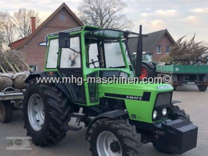 Traktor des Typs Deutz-Fahr 6207-CA T-Gang, Gebrauchtmaschine in Gescher (Bild 1)
