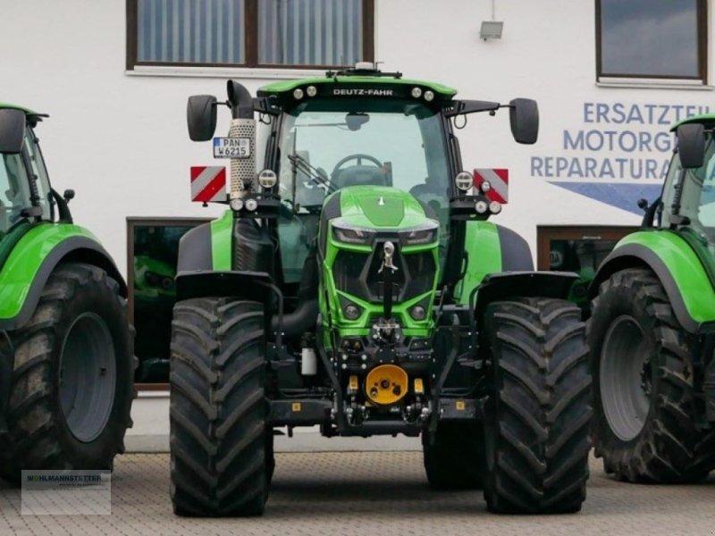 Traktor des Typs Deutz-Fahr 6215 Agrotron TTV, Gebrauchtmaschine in Unterdietfurt (Bild 1)
