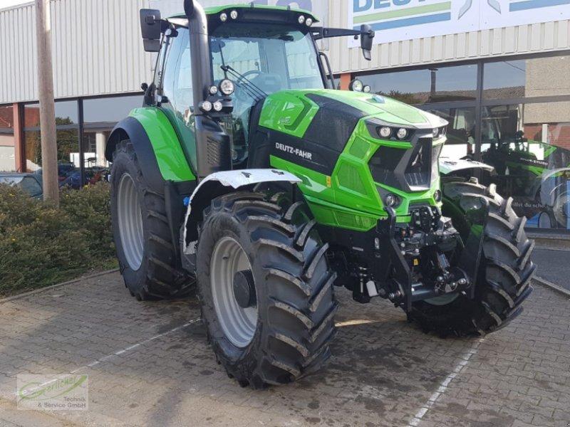 Traktor des Typs Deutz-Fahr 6215 BASIC, Neumaschine in Neustadt (Bild 1)