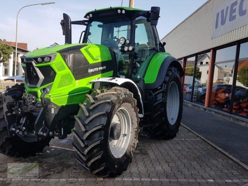 Traktor des Typs Deutz-Fahr 6215 BASIC, Neumaschine in Neustadt (Bild 2)