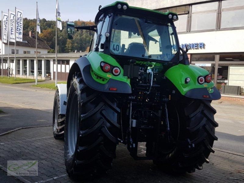 Traktor des Typs Deutz-Fahr 6215 BASIC, Neumaschine in Neustadt (Bild 3)