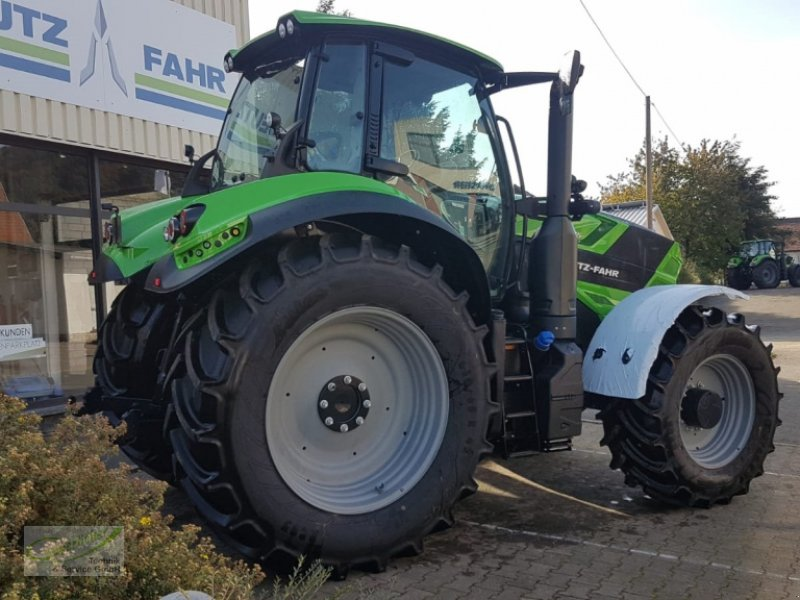 Traktor des Typs Deutz-Fahr 6215 BASIC, Neumaschine in Neustadt (Bild 6)