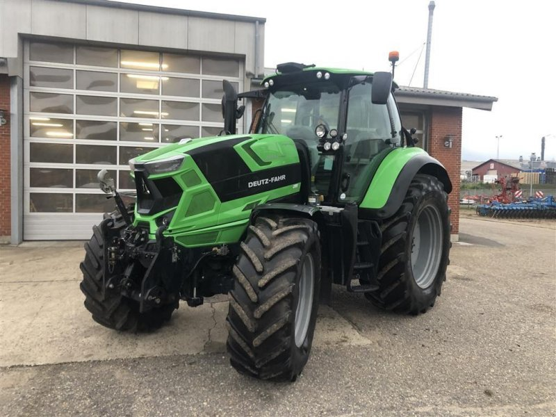 Traktor типа Deutz-Fahr 6215 RC Shift, Gebrauchtmaschine в Brørup (Фотография 1)