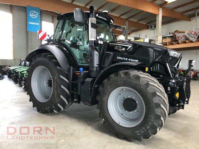 Traktor типа Deutz-Fahr 6215 TTV AKTION, Neumaschine в Bruckberg (Фотография 1)