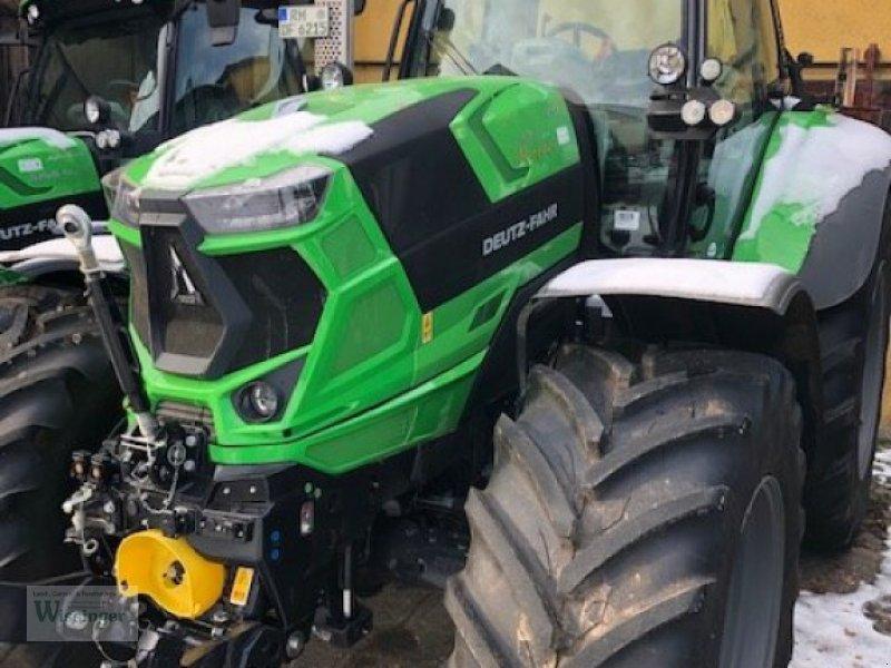 Traktor des Typs Deutz-Fahr 6215 TTV, Gebrauchtmaschine in Thalmässing (Bild 1)