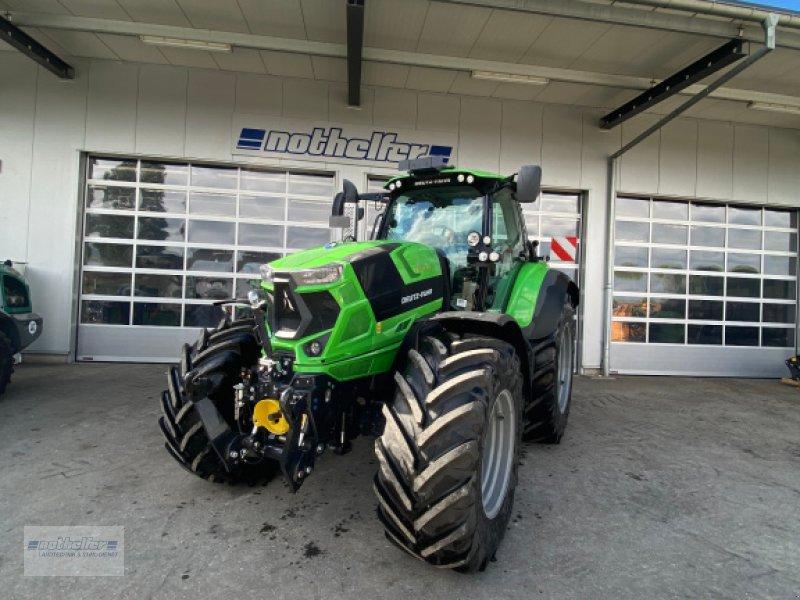 Traktor του τύπου Deutz-Fahr 6215 TTV, Neumaschine σε Pforzen (Φωτογραφία 1)
