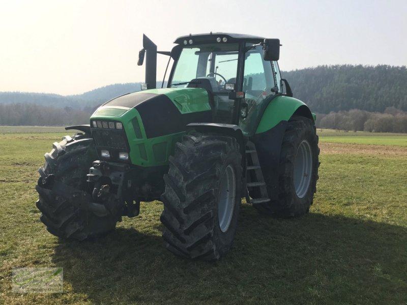 Traktor des Typs Deutz-Fahr 630 TTV, Gebrauchtmaschine in Neustadt (Bild 1)