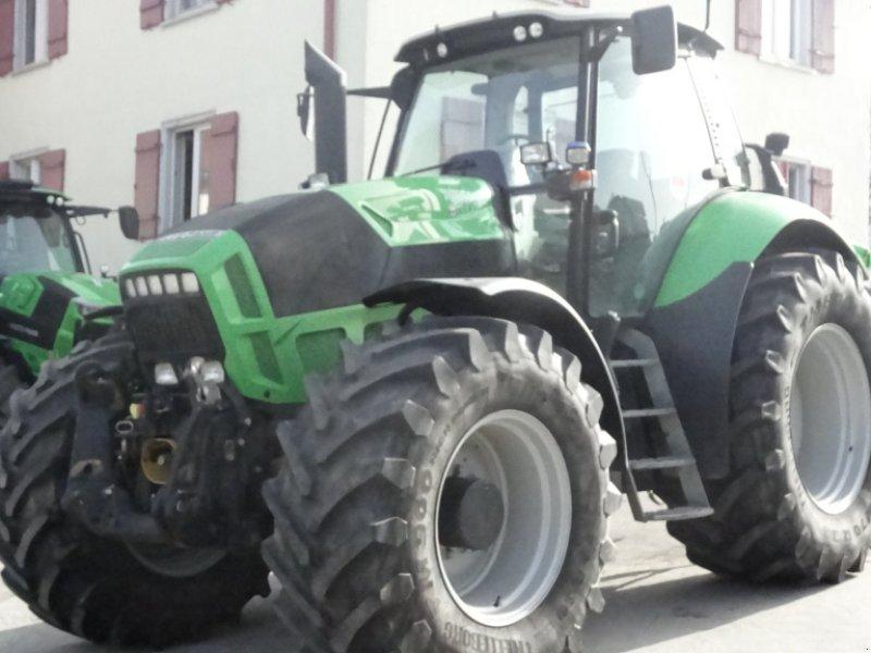 Traktor типа Deutz-Fahr 630 TTV, Gebrauchtmaschine в Bad Schussenried (Фотография 1)