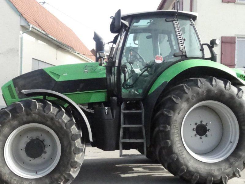 Traktor des Typs Deutz-Fahr 630 TTV, Gebrauchtmaschine in Bad Schussenried (Bild 2)