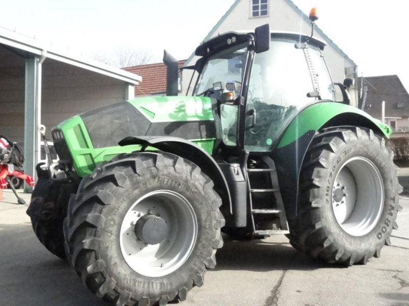 Traktor des Typs Deutz-Fahr 630 TTV, Gebrauchtmaschine in Bad Schussenried (Bild 4)