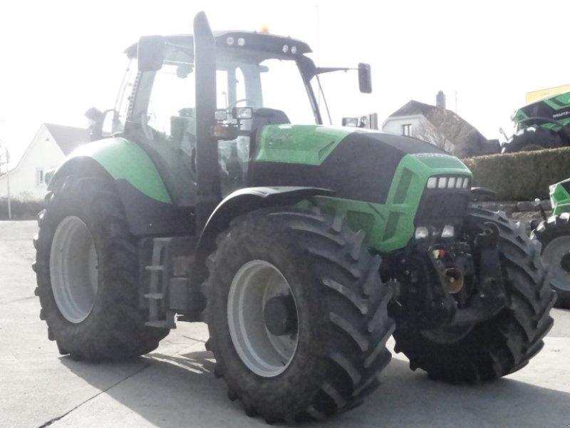 Traktor des Typs Deutz-Fahr 630 TTV, Gebrauchtmaschine in Bad Schussenried (Bild 6)