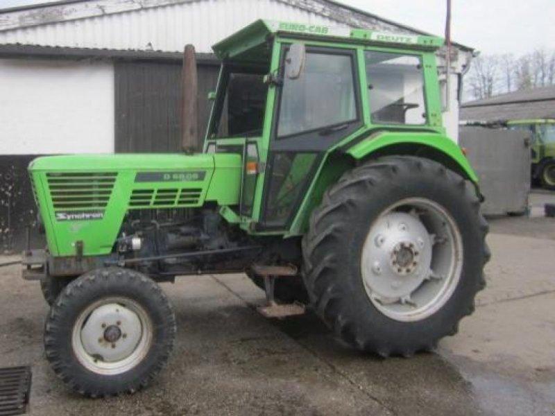 Traktor a típus Deutz-Fahr 6806, Gebrauchtmaschine ekkor: Ziegenhagen (Kép 1)