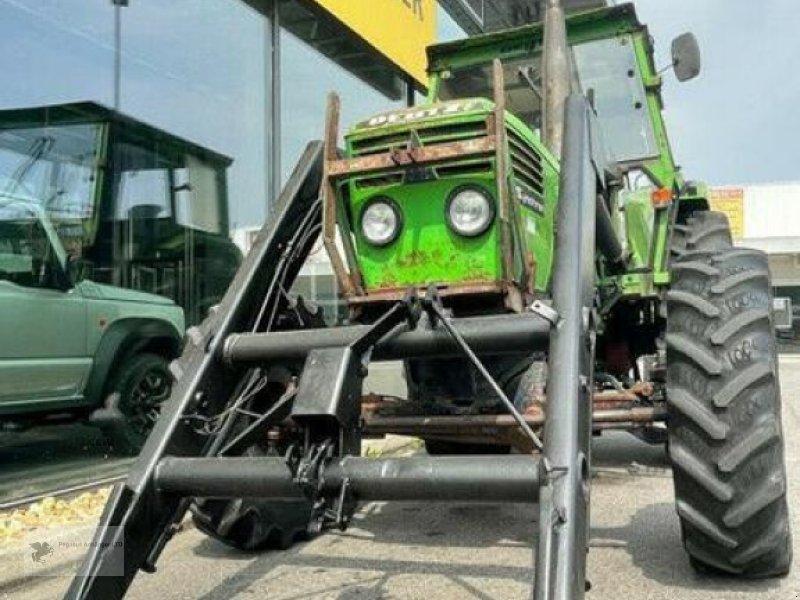 Traktor типа Deutz-Fahr 7206 Allrad Frontlader Schlepper Traktor, Gebrauchtmaschine в Gevelsberg (Фотография 1)