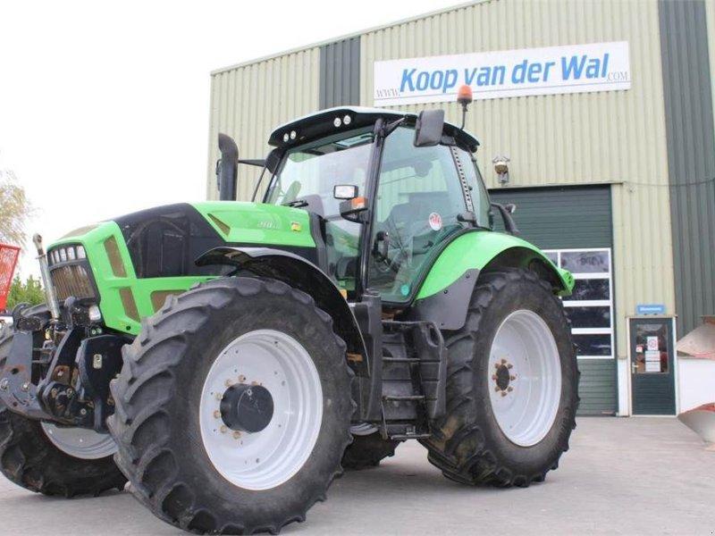Traktor des Typs Deutz-Fahr 7210 TTV, Gebrauchtmaschine in Bant (Bild 1)