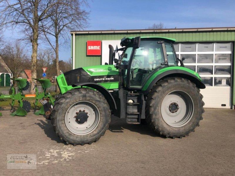 Traktor des Typs Deutz-Fahr 7210 TTV, Gebrauchtmaschine in Geestland (Bild 1)