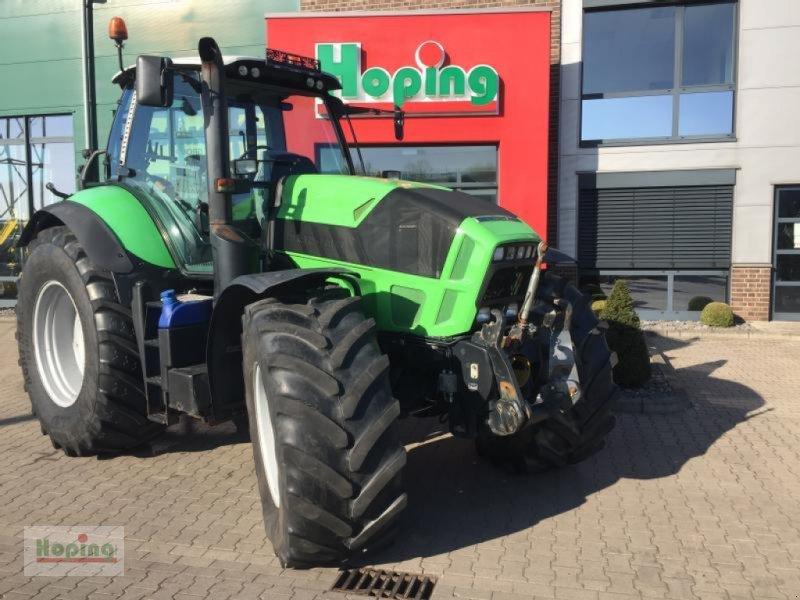Traktor des Typs Deutz-Fahr 7210 TTV, Gebrauchtmaschine in Bakum (Bild 1)