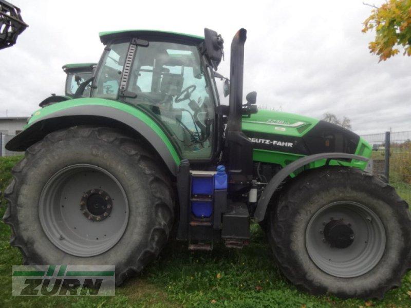 Traktor a típus Deutz-Fahr 7230 Agrotron TTV TD, Neumaschine ekkor: Rot am See (Kép 1)