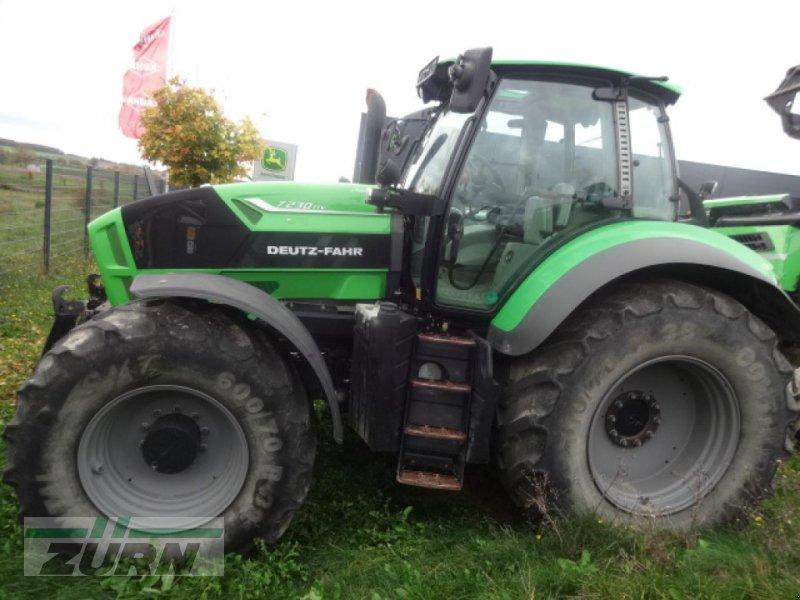 Traktor a típus Deutz-Fahr 7230 Agrotron TTV TD, Gebrauchtmaschine ekkor: Rot am See (Kép 1)