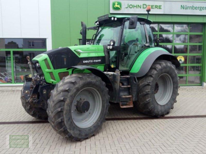 Traktor des Typs Deutz-Fahr 7250 Agrotron TTV, Gebrauchtmaschine in Leubsdorf (Bild 1)