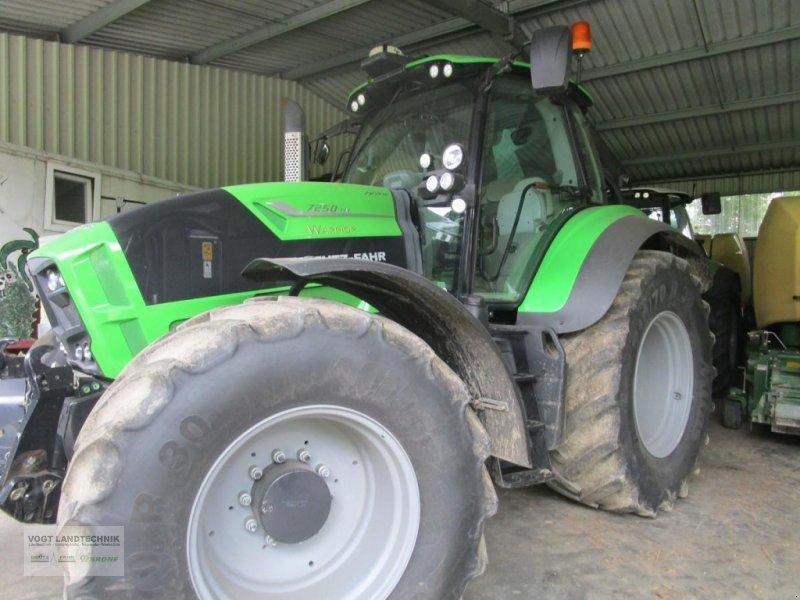 Traktor des Typs Deutz-Fahr 7250 Agrotron TTV, Gebrauchtmaschine in Bodenkirchen (Bild 1)