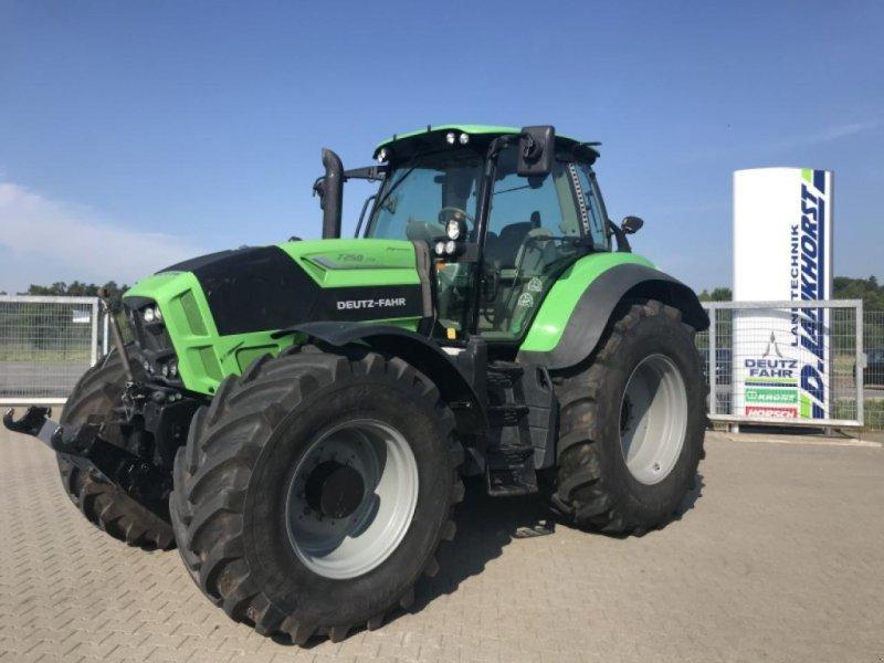 Traktor des Typs Deutz-Fahr 7250 TTV / Max-Speed, Gebrauchtmaschine in Emsbüren (Bild 1)