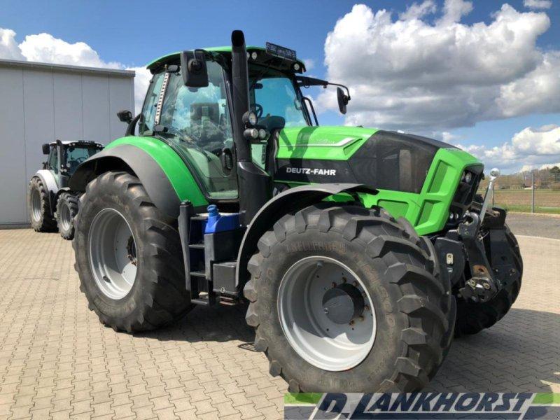 Traktor типа Deutz-Fahr 7250 TTV / Max-Speed, Gebrauchtmaschine в Emsbüren (Фотография 1)