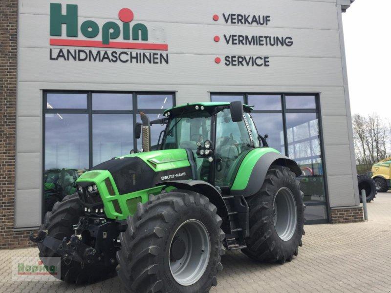 Traktor des Typs Deutz-Fahr 7250 TTV *nur 1370 Stunden*, Gebrauchtmaschine in Bakum (Bild 1)