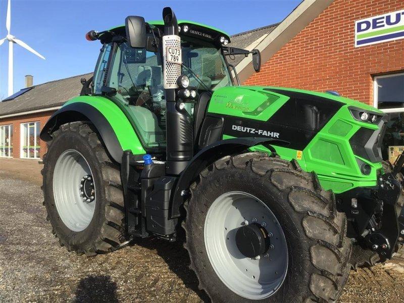 Traktor типа Deutz-Fahr 7250 TTV Warrior model, Gebrauchtmaschine в Thisted (Фотография 1)
