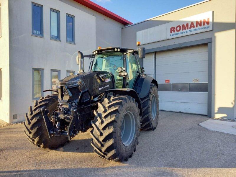 Traktor des Typs Deutz-Fahr 7250 TTV Warrior, Gebrauchtmaschine in Harmannsdorf-Rückersdorf (Bild 1)