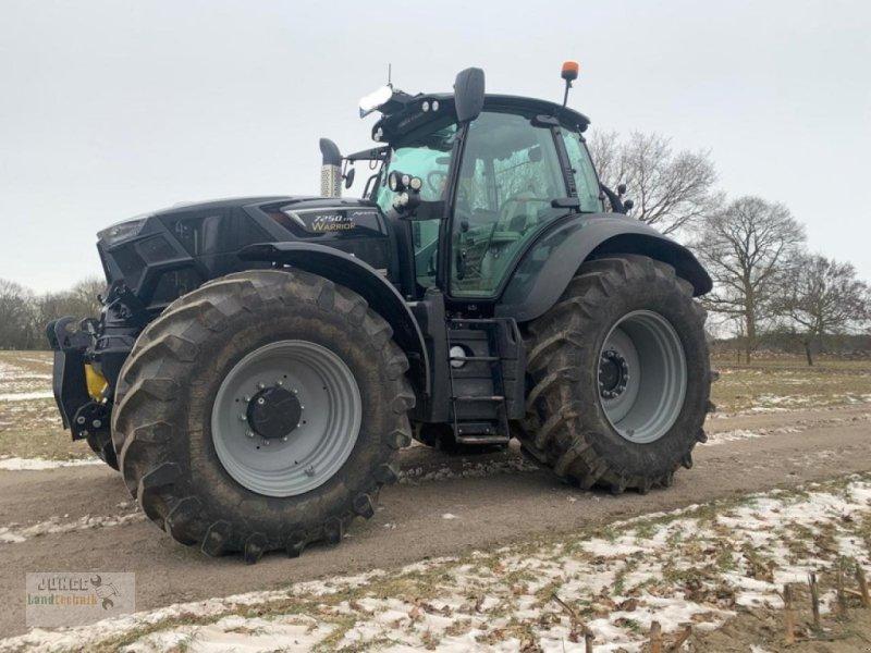 Traktor tip Deutz-Fahr 7250 TTV WARRIOR, Gebrauchtmaschine in Geestland (Poză 1)