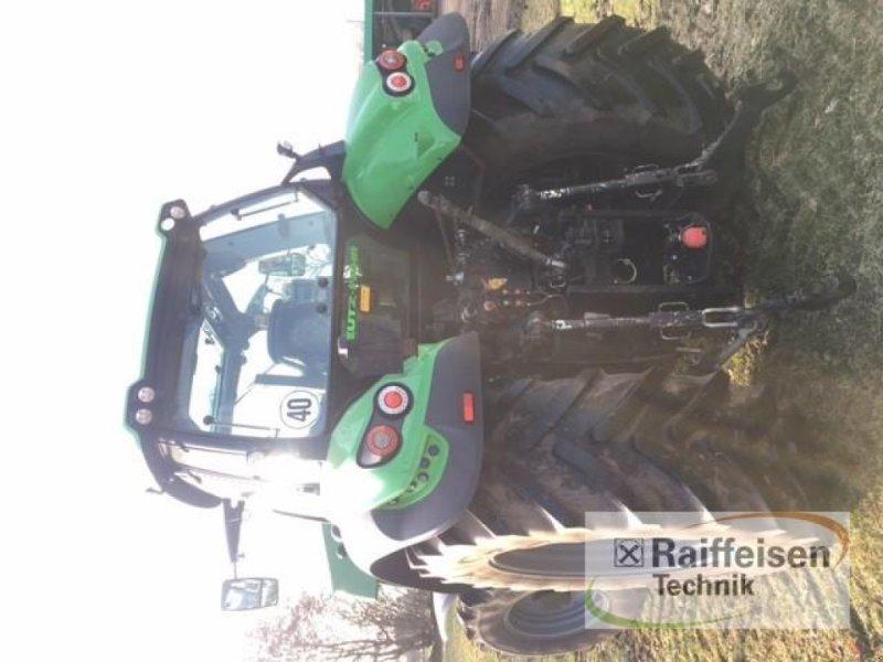 Traktor des Typs Deutz-Fahr 7250 TTV, Gebrauchtmaschine in Gnutz (Bild 5)