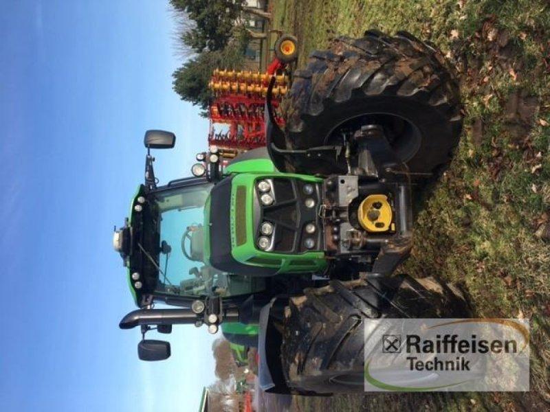 Traktor des Typs Deutz-Fahr 7250 TTV, Gebrauchtmaschine in Gnutz (Bild 8)