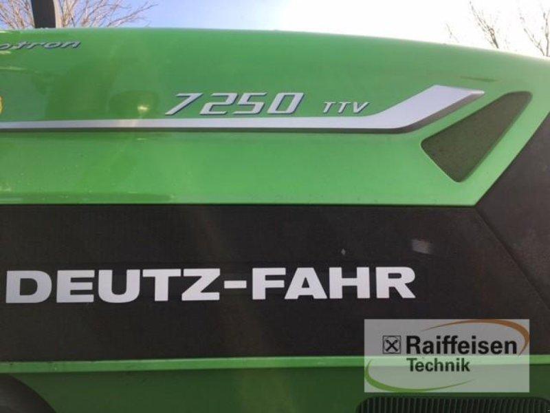 Traktor des Typs Deutz-Fahr 7250 TTV, Gebrauchtmaschine in Gnutz (Bild 9)