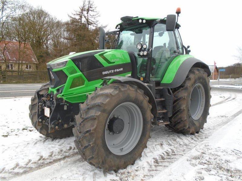 Traktor des Typs Deutz-Fahr 7250 TTV, Gebrauchtmaschine in Viborg (Bild 1)