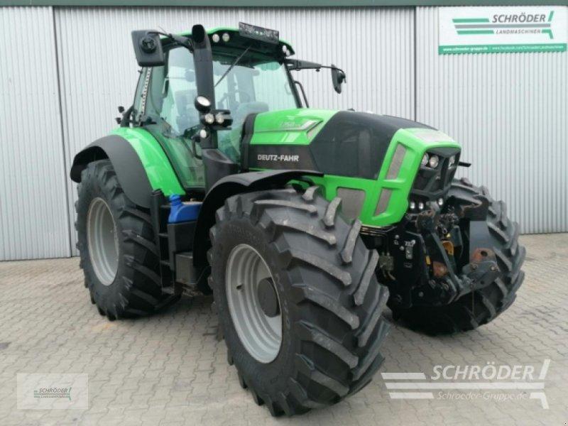 Traktor des Typs Deutz-Fahr 7250 TTV, Gebrauchtmaschine in Lastrup (Bild 1)