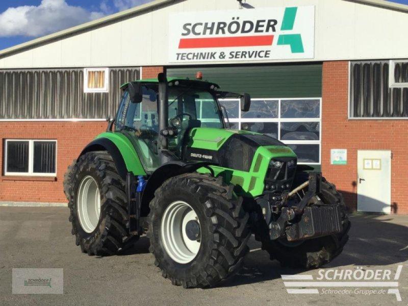 Traktor des Typs Deutz-Fahr 7250 TTV, Gebrauchtmaschine in Leizen (Bild 1)