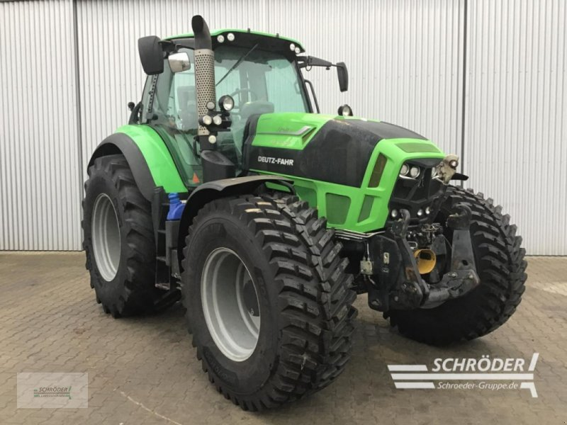Traktor des Typs Deutz-Fahr 7250 TTV, Gebrauchtmaschine in Wildeshausen (Bild 1)