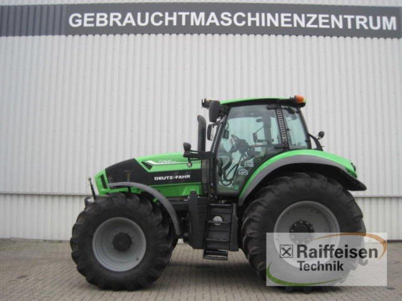 Traktor des Typs Deutz-Fahr 7250 TTV, Gebrauchtmaschine in Holle (Bild 1)