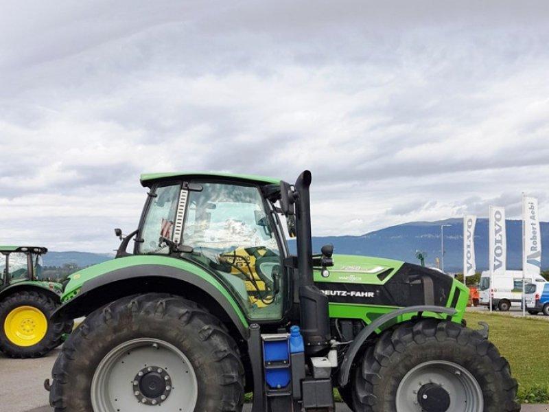 Traktor des Typs Deutz-Fahr 7250TTV, Gebrauchtmaschine in Chavornay (Bild 1)