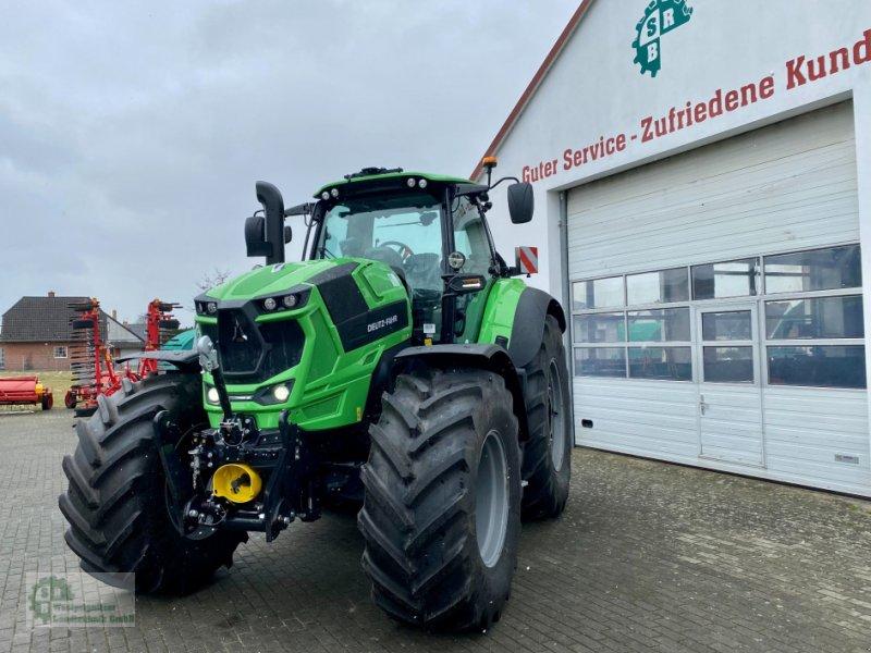 Traktor des Typs Deutz-Fahr 8280 Agrotron TTV, Neumaschine in Karstädt (Bild 1)