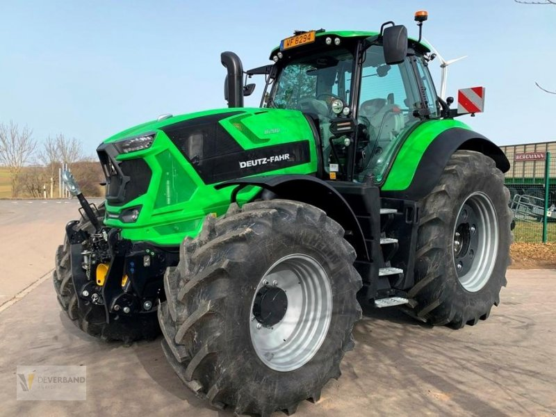 Traktor типа Deutz-Fahr 8280 TTV, Gebrauchtmaschine в Colmar-Berg (Фотография 1)