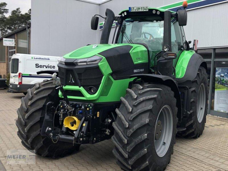 Traktor des Typs Deutz-Fahr 9340 TTV, Gebrauchtmaschine in Delbrück (Bild 2)