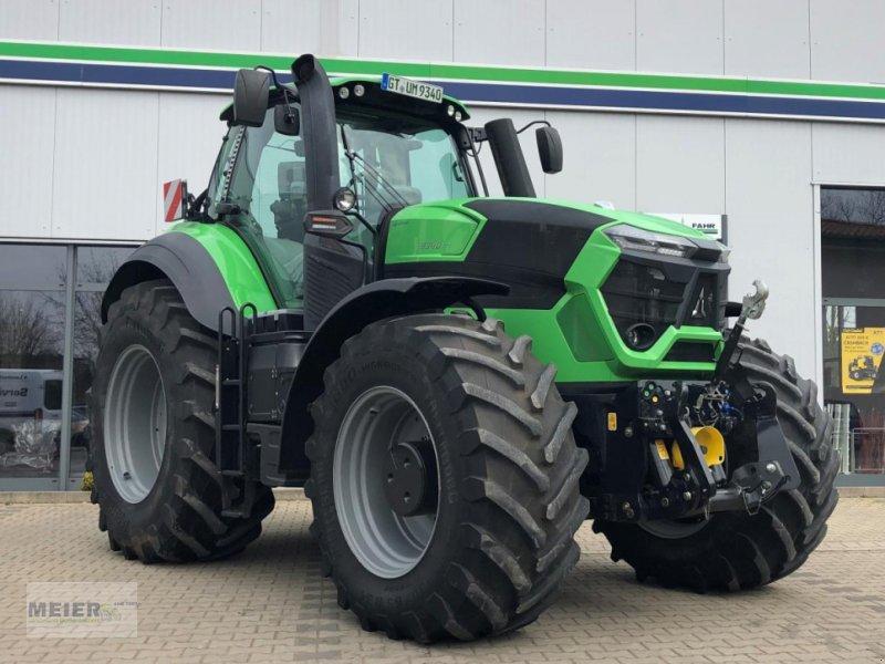 Traktor des Typs Deutz-Fahr 9340 TTV, Gebrauchtmaschine in Delbrück (Bild 1)