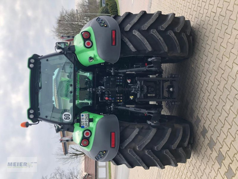 Traktor des Typs Deutz-Fahr 9340 TTV, Gebrauchtmaschine in Delbrück (Bild 3)