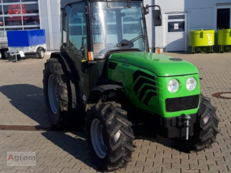 Traktor des Typs Deutz-Fahr Agrocompact F70, Gebrauchtmaschine in Riedhausen (Bild 3)