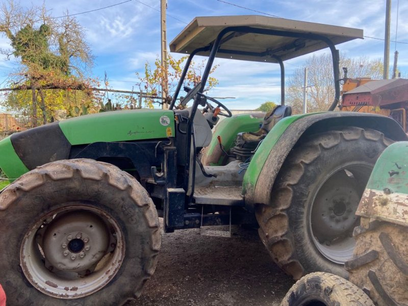 Traktor типа Deutz-Fahr AGROFARM 410 T, Gebrauchtmaschine в ST ELIX THEUX (Фотография 1)