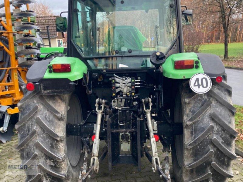 Traktor des Typs Deutz-Fahr Agrofarm 410, Gebrauchtmaschine in Delbrück (Bild 3)