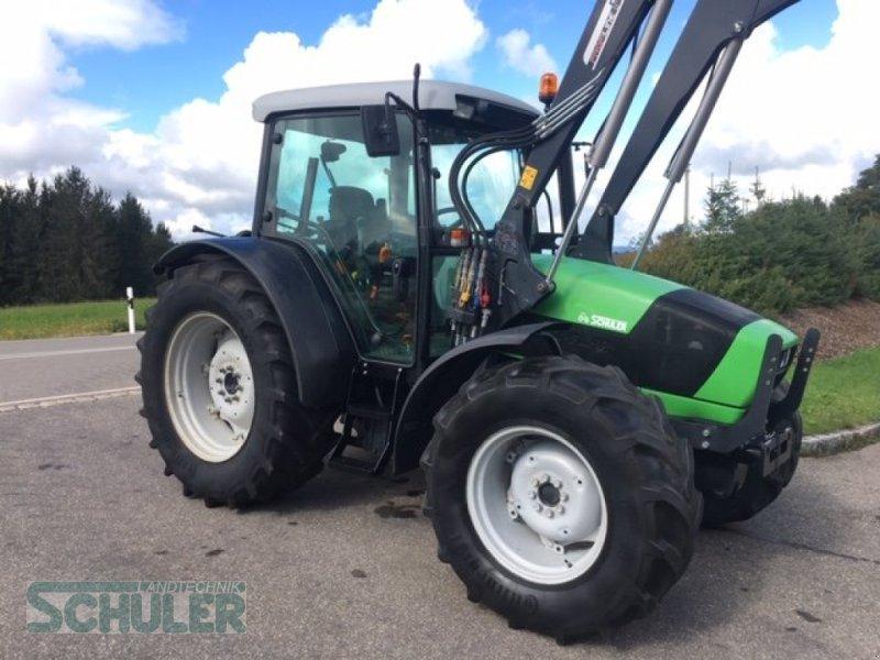 Traktor des Typs Deutz-Fahr Agrofarm 410, Gebrauchtmaschine in St. Märgen (Bild 1)