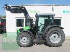 Traktor des Typs Deutz-Fahr Agrofarm 410 in Straubing