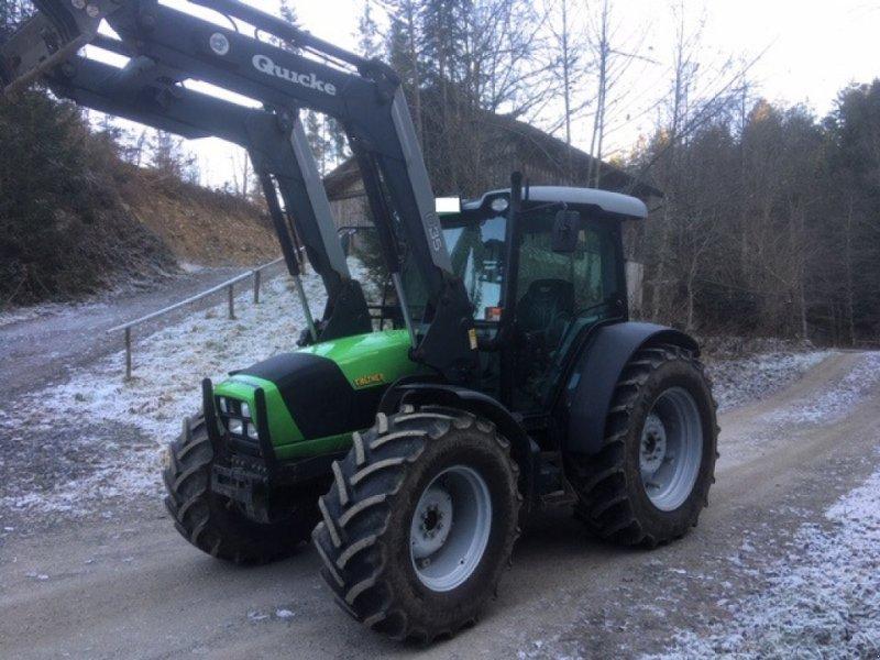 Traktor типа Deutz-Fahr Agrofarm 420 DT Profiline, Gebrauchtmaschine в Waldkirchen (Фотография 1)